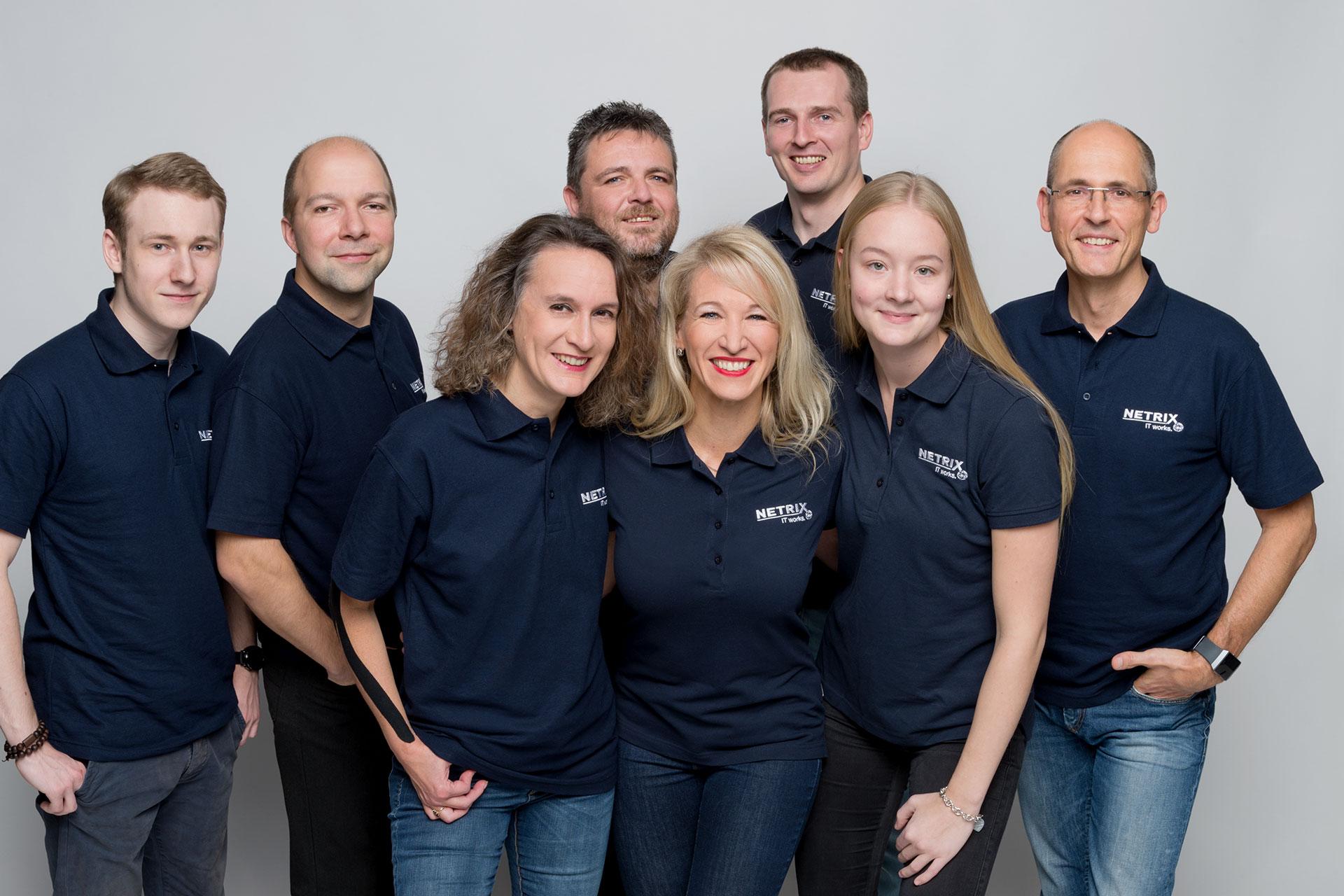 NETRIX unser Team