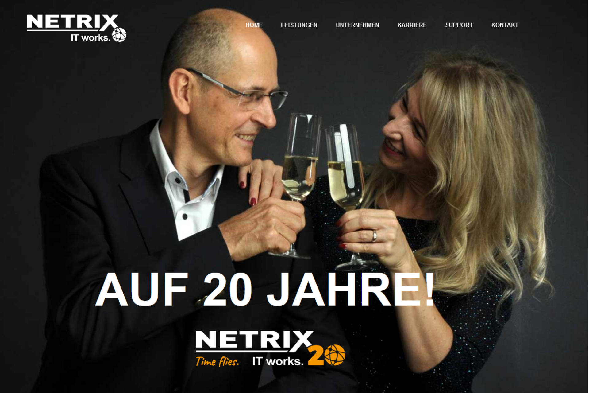 20 Jahre NETRIX
